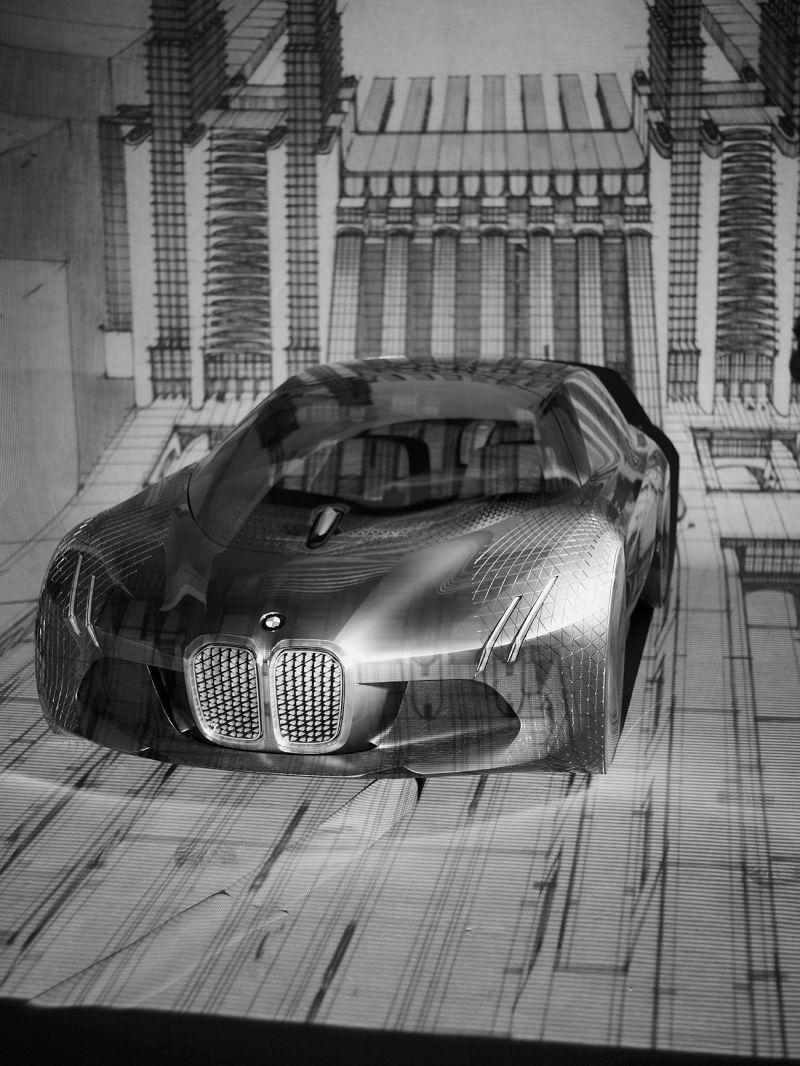 Stefan Milev BMW Vision Car B