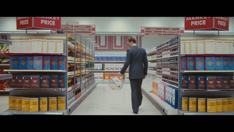 High Rise Supermarket