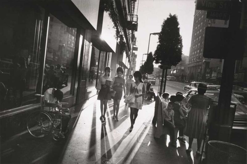 Garry Winogrand (American, 1928–1984) Los Angeles, California 1969 Gelatin silver print Fraenkel Gallery, San Francisco