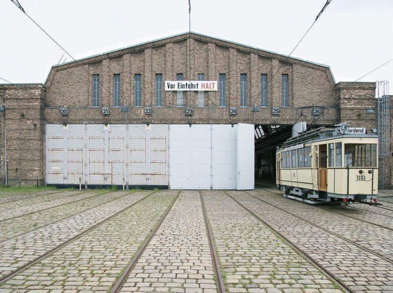 straßenbahndepot niederschönhausen B