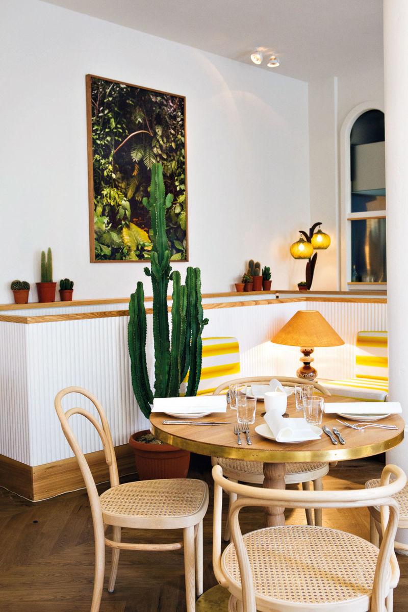 Berlin Panama Restaurant