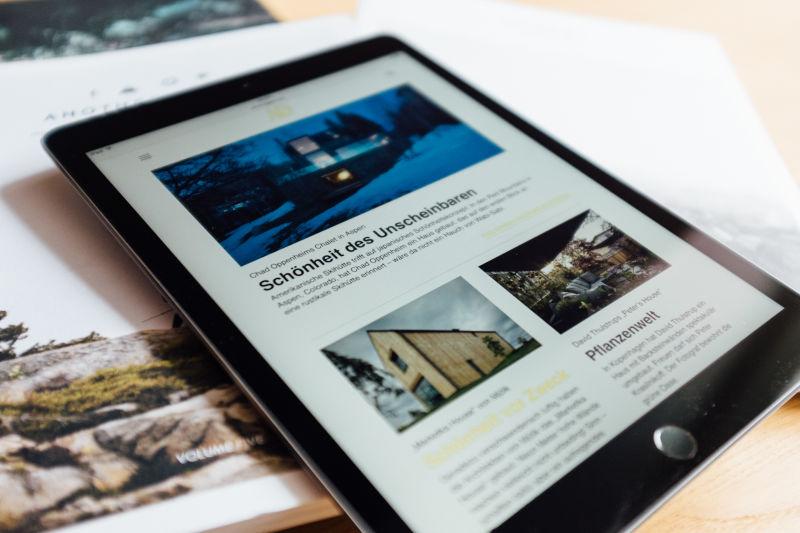 Apple iPad Pro Reader
