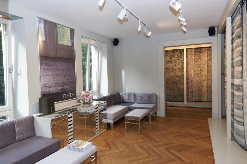 Stepevi Showroom in München