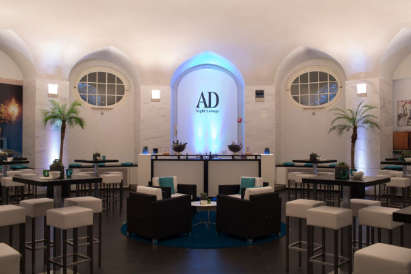 AD Night Lounge, Ambiente 2015
