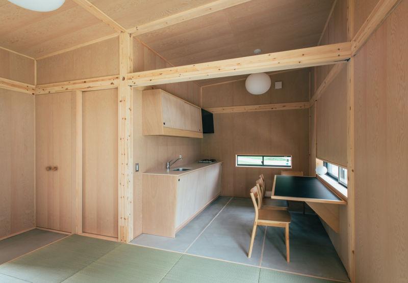 Cork Hut Muji