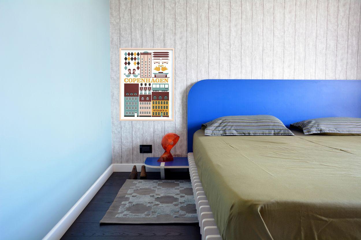 Colour Blocking, SCEG Turin, SCEG Architects, Turin Architects, Stefano Carera, Eirini Giannakopoulou