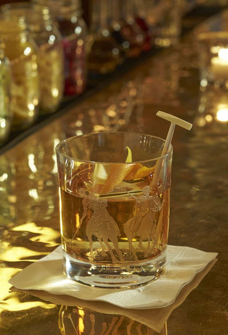 The Polo Bar Old Fashioned