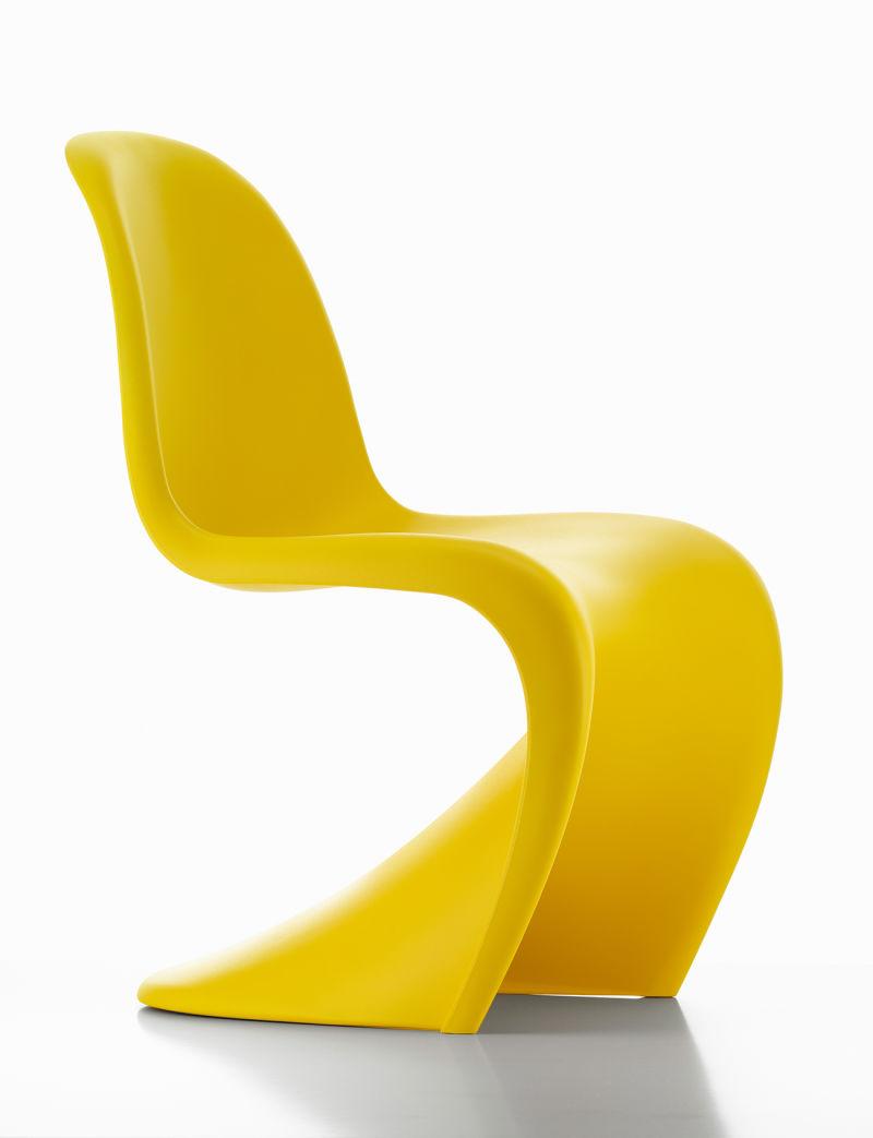 """Panton Chair"", Verner Panton, Vitra."