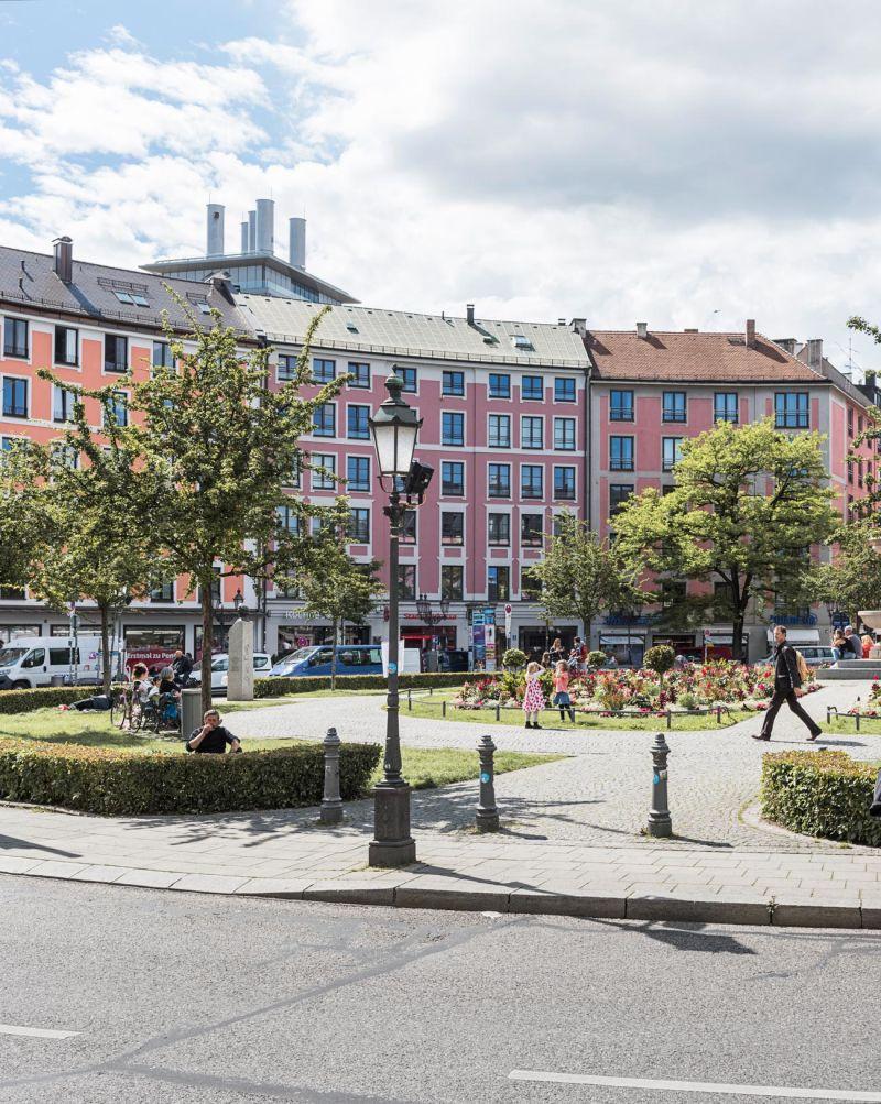 Well Stephan Gärtnerplatz