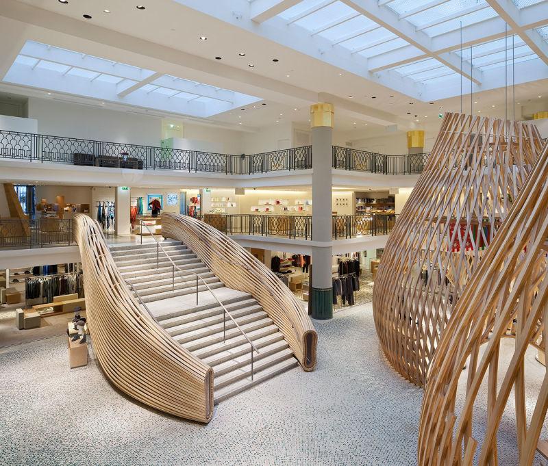 Hermès Boutique Paris A