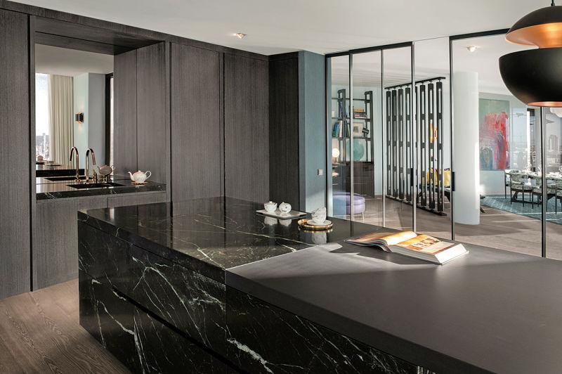 Elbphilharmonie Küche