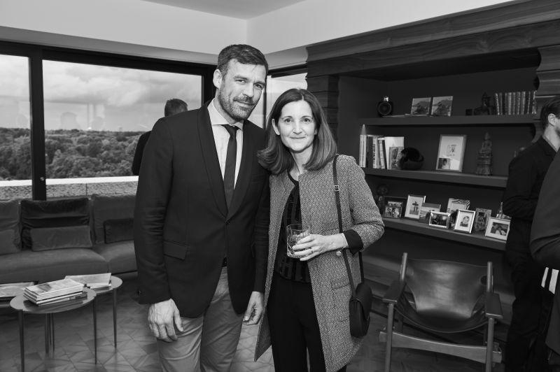 Lukas Silies und Susanne Förg-Randazzo