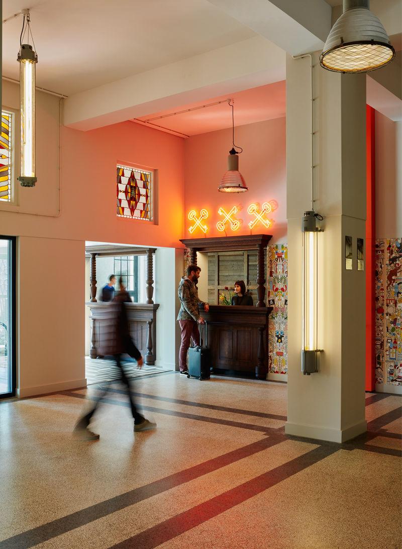 Amsterdam Hostel C