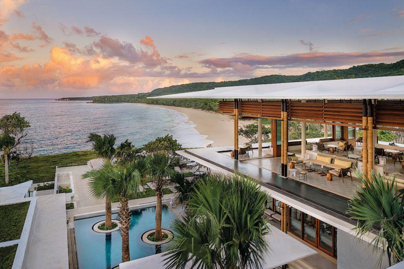 Amanera Resort Haupthaus