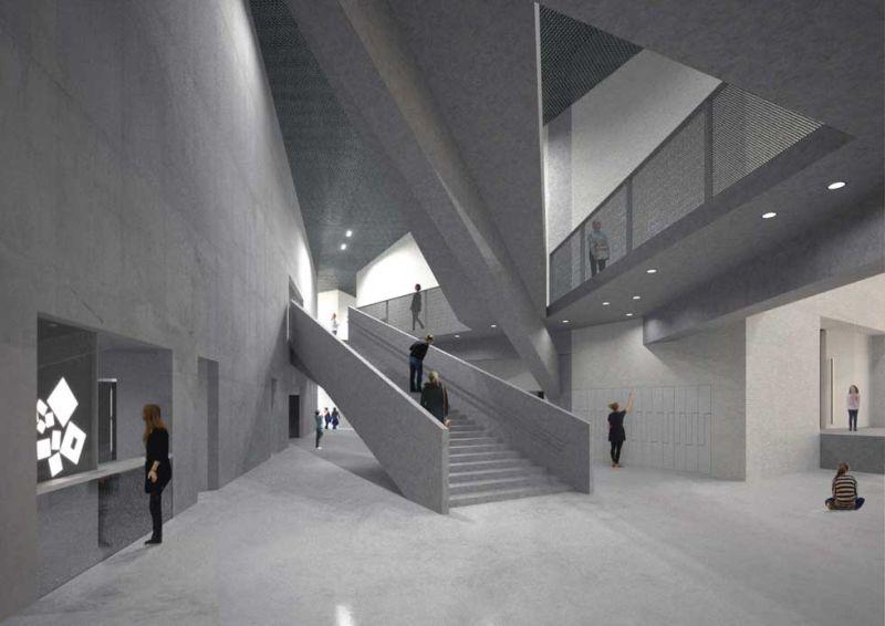 Esa Ruskeepää Architects, Opinmäki International School, Espoo