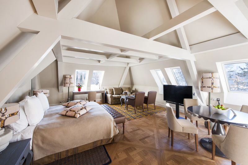 Le Grand Bellevue, Gstaad