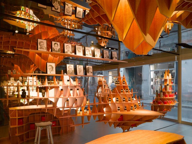 Frederic Malle Store Paris B