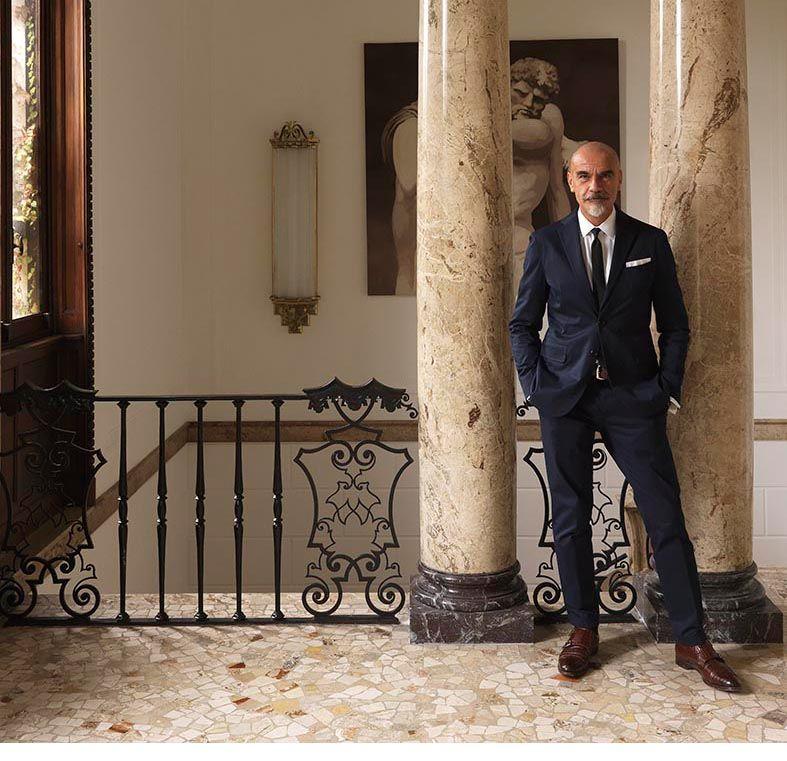 """""""Wir haben nur einmal richtig sauber gemacht"""", sagt Giampiero Bodino, der gerne untertreibt."""