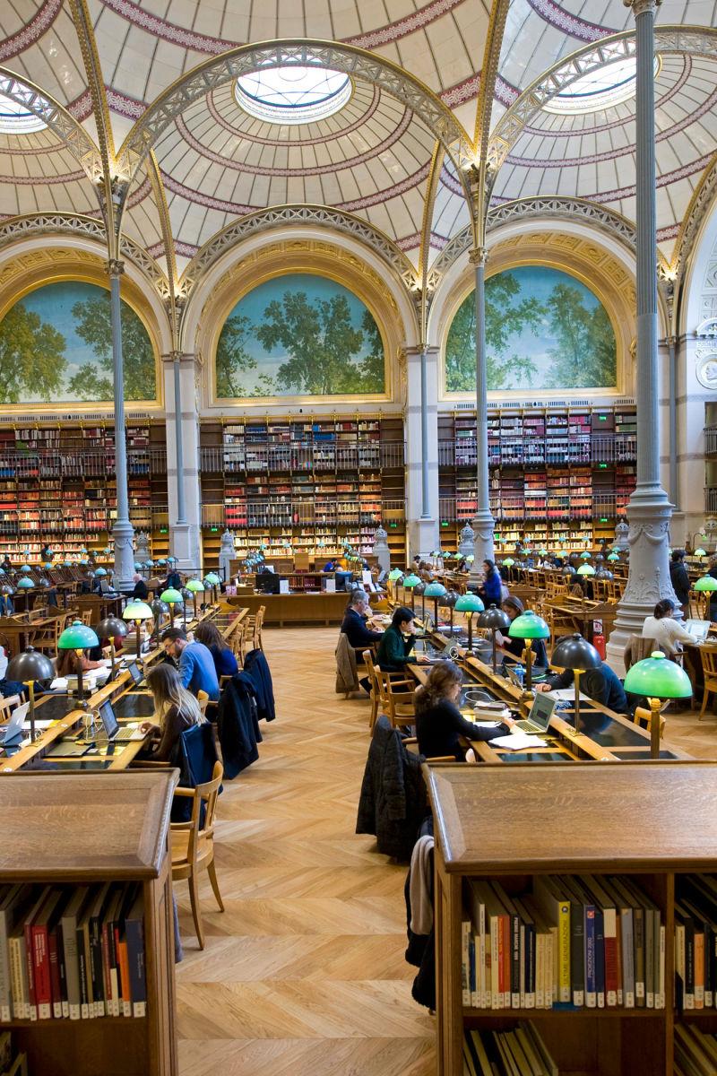 Richelieu Bibliothek c