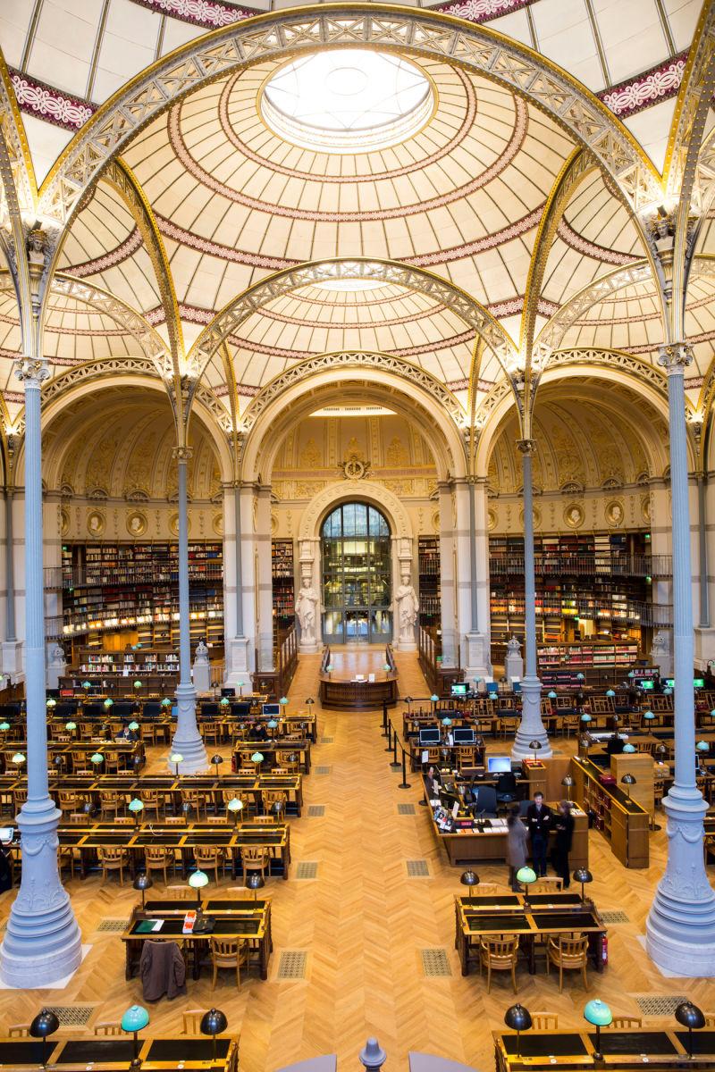 Richelieu Bibliothek f