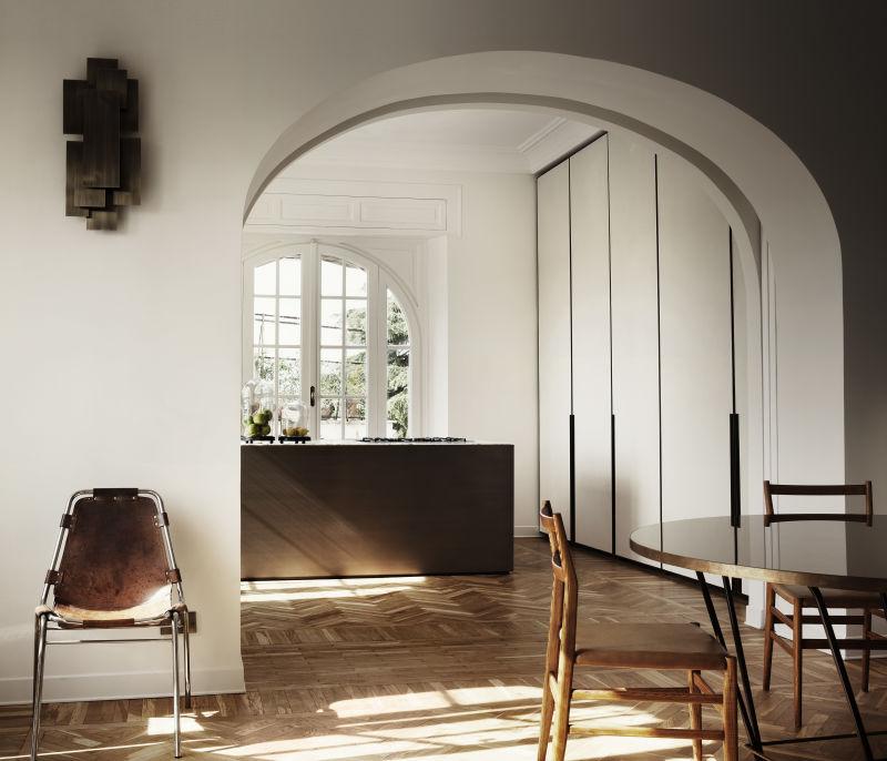 Quincoces-Dragò & Partners Rome Apartment D