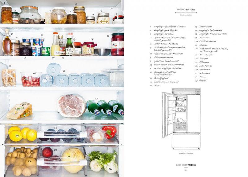 Inside Chefs' Fridges