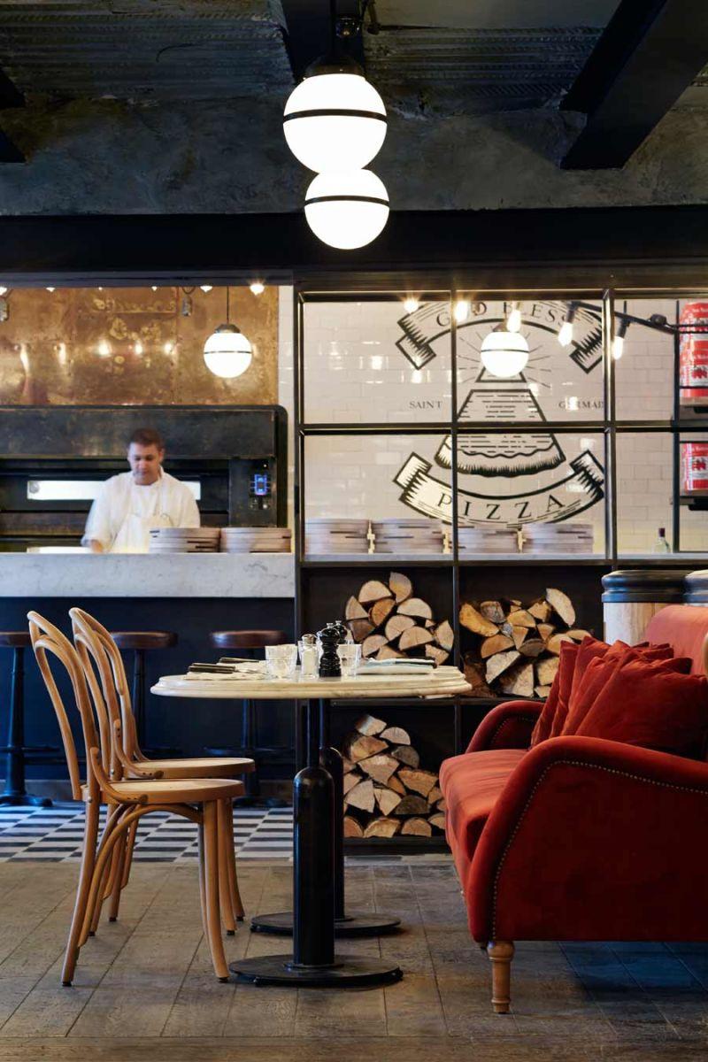 Margherita Restaurant Paris