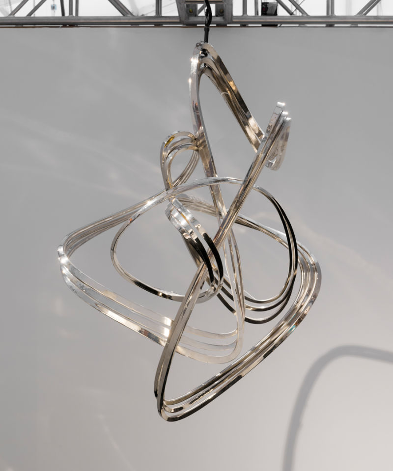 Strange Attractors Spirograph Lamp