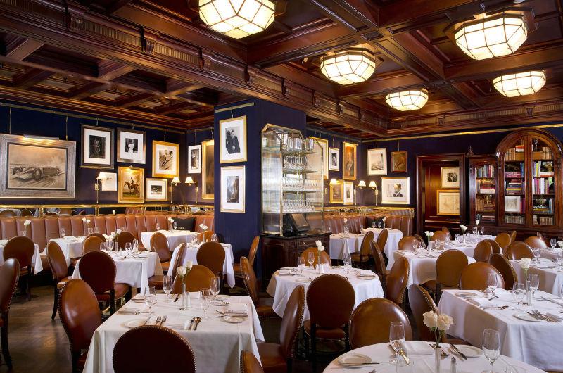 RL Restaurant Interior - Dining - High Res