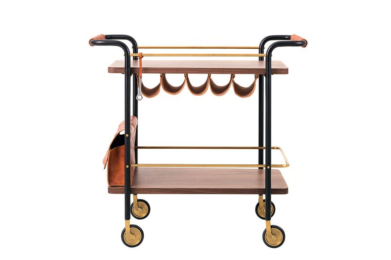 """Valet Bar Cart"""