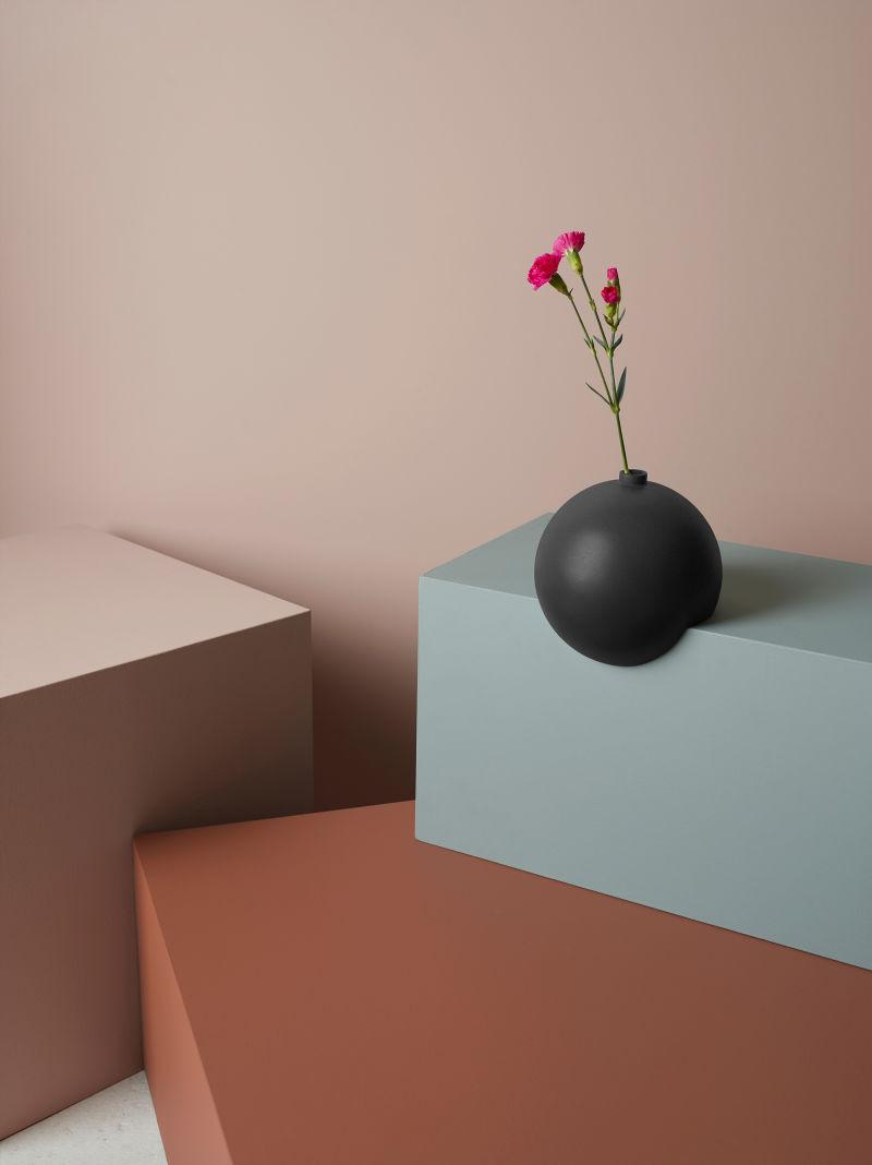 """Vase """"Tumble"""" von Falke Svatun"""