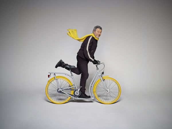 Philippe Starck für Peugeot.