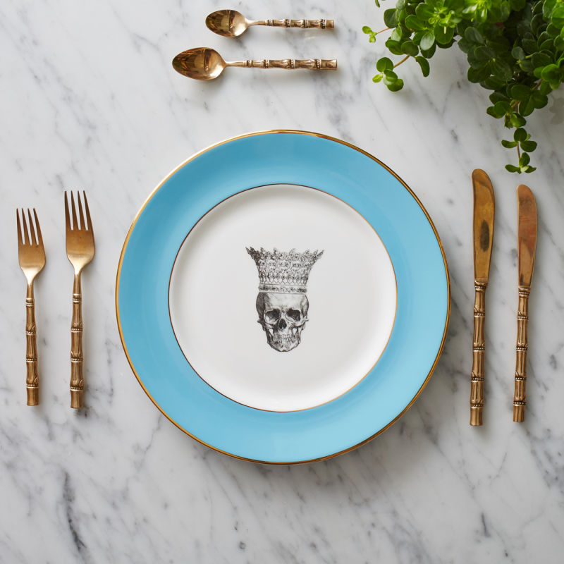Melody-Rose-In-Colour-Skull-Crown-Blue-Plate