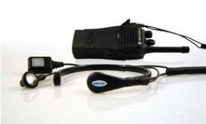 Voicebox con PTT en un radio Motorola