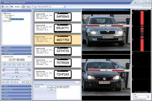 Milestone XProtect Analytics - Reconocimiento de placas