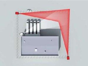 Cámara térmica - protección de perímetro