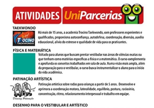 UniParcerias
