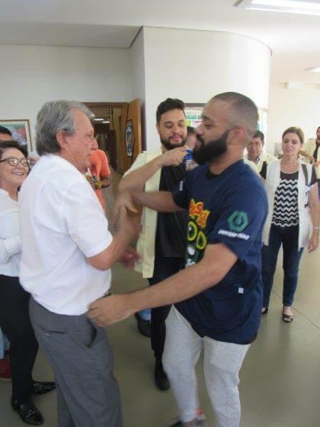 Aluno do Cursinho conquistou a vaga em Medicina na UEL