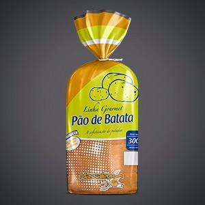 Linha Gourmet - Pão de Batata