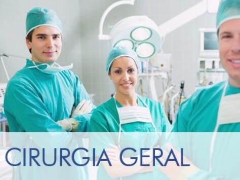 Cirurgia Geral e Gastro