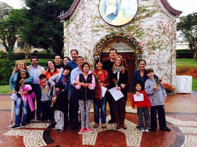 XVI Curso da Região São Paulo se reúne em preparação ao Perp