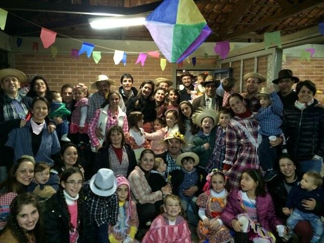 1ª Arraial da União de Famílias em Curitiba