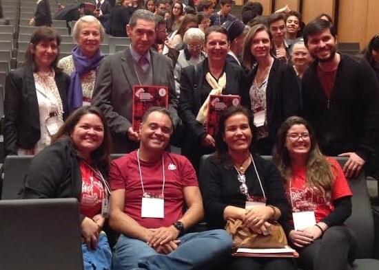 União Famílias no Congresso Internacional de Educação: saber