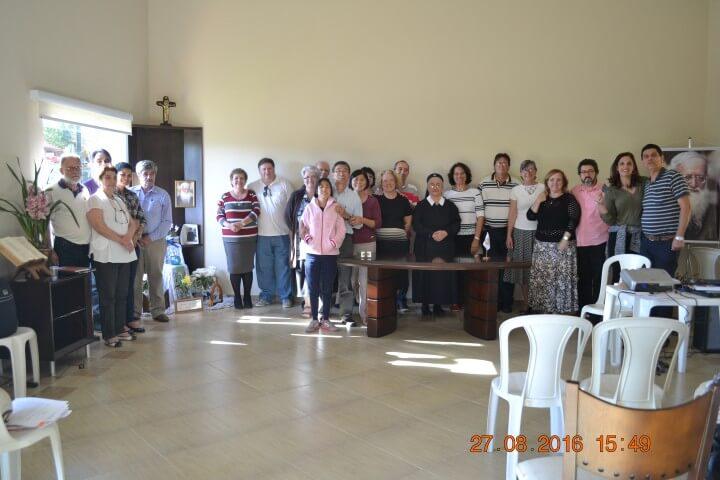 Encontro do II, V e IX Curso – Região São Paulo