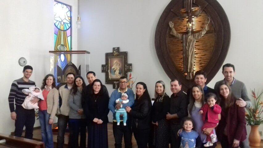 Um presente para Santa Maria: o XXIX Curso da União de Famíl