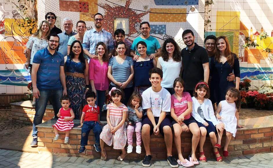 III Encontro de 2016 do XXIV Curso da União de Famílias
