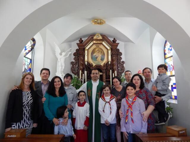 XVI Curso da Região São Paulo realiza sua segunda renovação