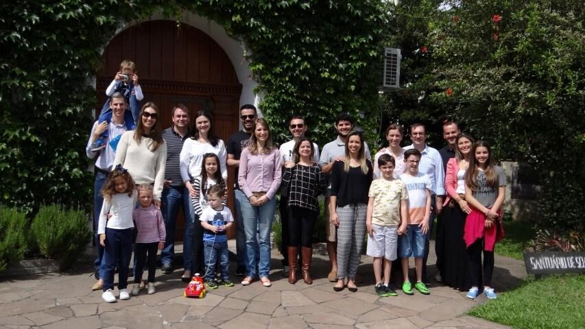 Um presente pelos 30 anos do Santuário de Porto Alegre para