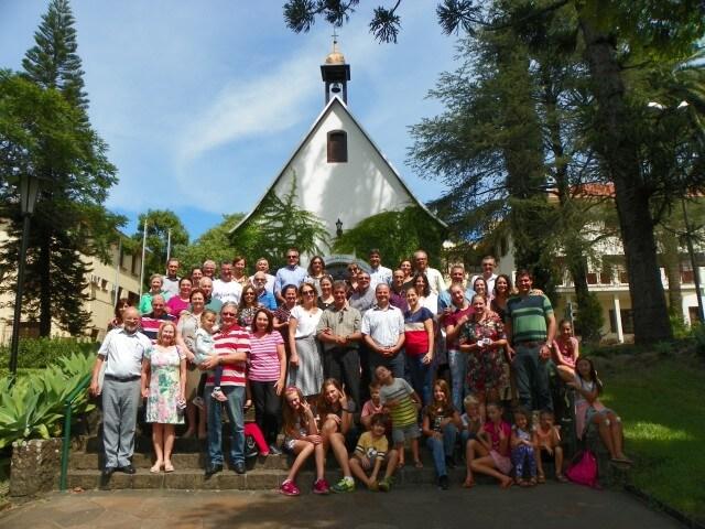 14ª Encontro da Comunidade Oficial da Região Sul