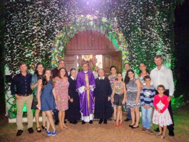 """XXIII Curso da União de Famílias – 14º Encontro """"Contigo Pai"""